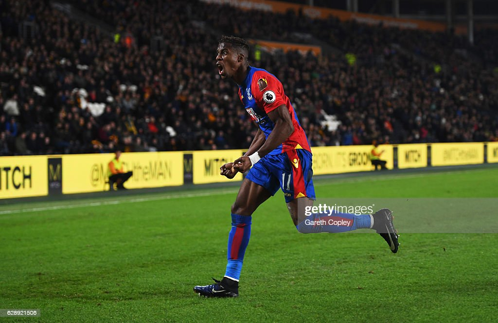 Hull City v Crystal Palace - Premier League : News Photo