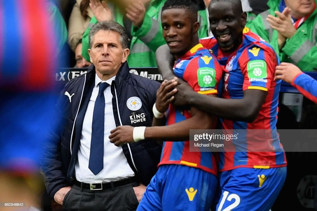 Crystal Palace v Leicester City - Premier League