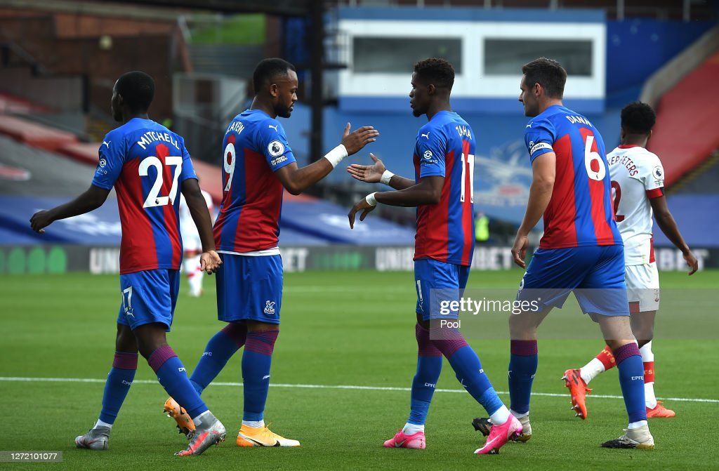 Crystal Palace v Southampton - Premier League : News Photo