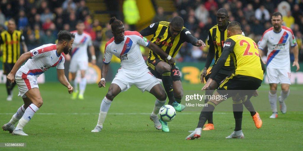 Watford FC v Crystal Palace - Premier League : News Photo