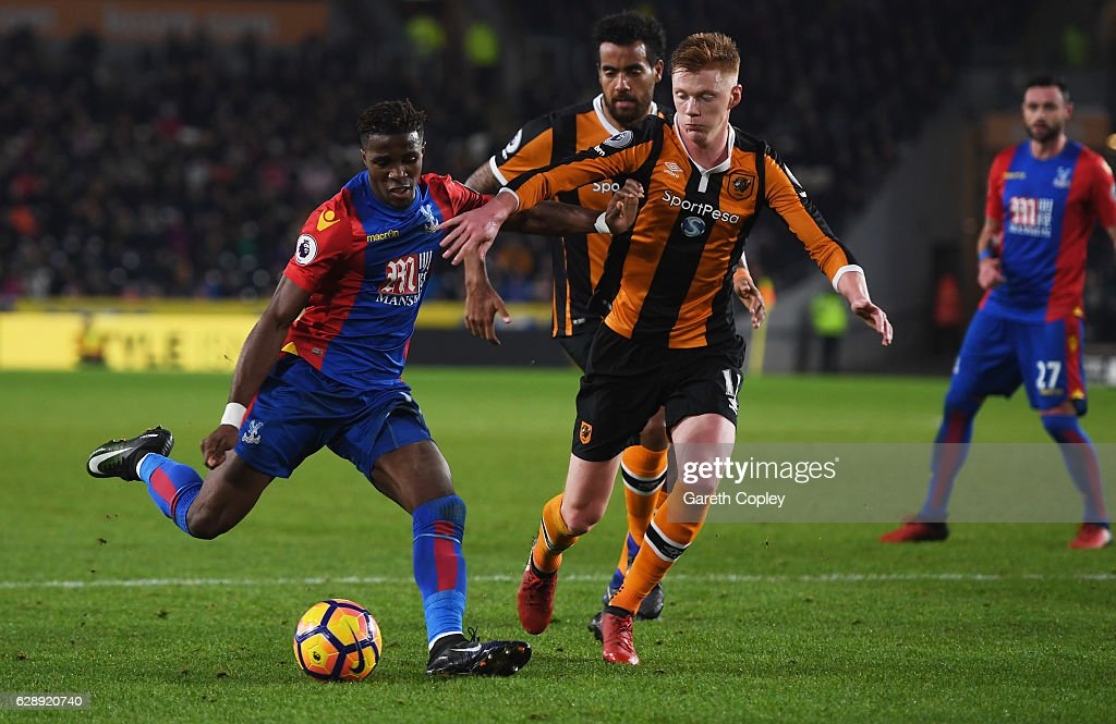 Hull City v Crystal Palace - Premier League