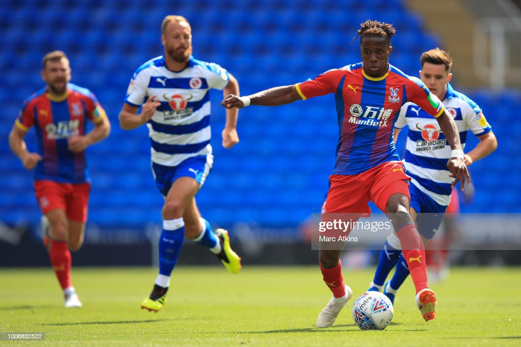 Reading v Crystal Palace - Pre-Season Friendly : News Photo