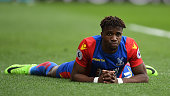 london england wilfried zaha crystal palace