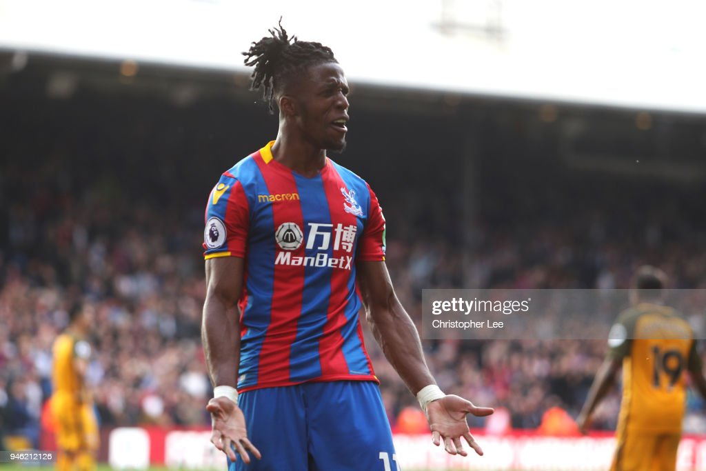 Crystal Palace v Brighton and Hove Albion - Premier League : News Photo