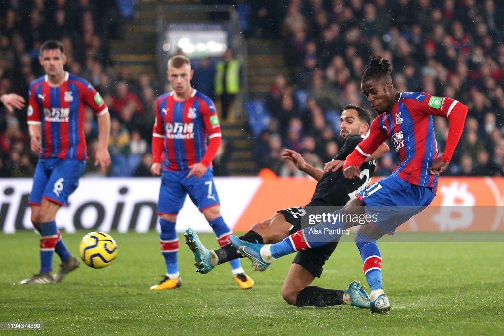 Crystal Palace v Brighton & Hove Albion - Premier League : News Photo