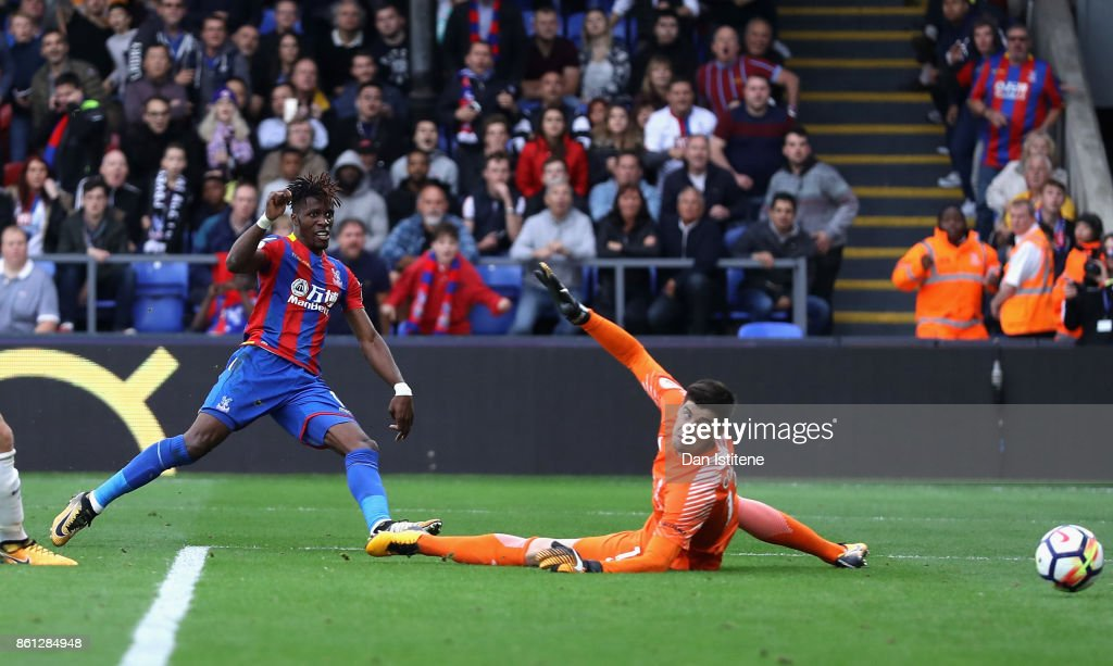 Crystal Palace v Chelsea - Premier League : News Photo