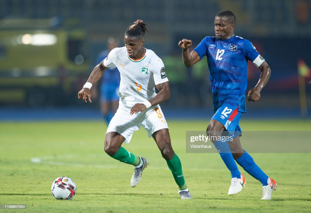 Namibia v Cote d'Ivoire: Group D - 2019 Africa Cup of Nations : News Photo