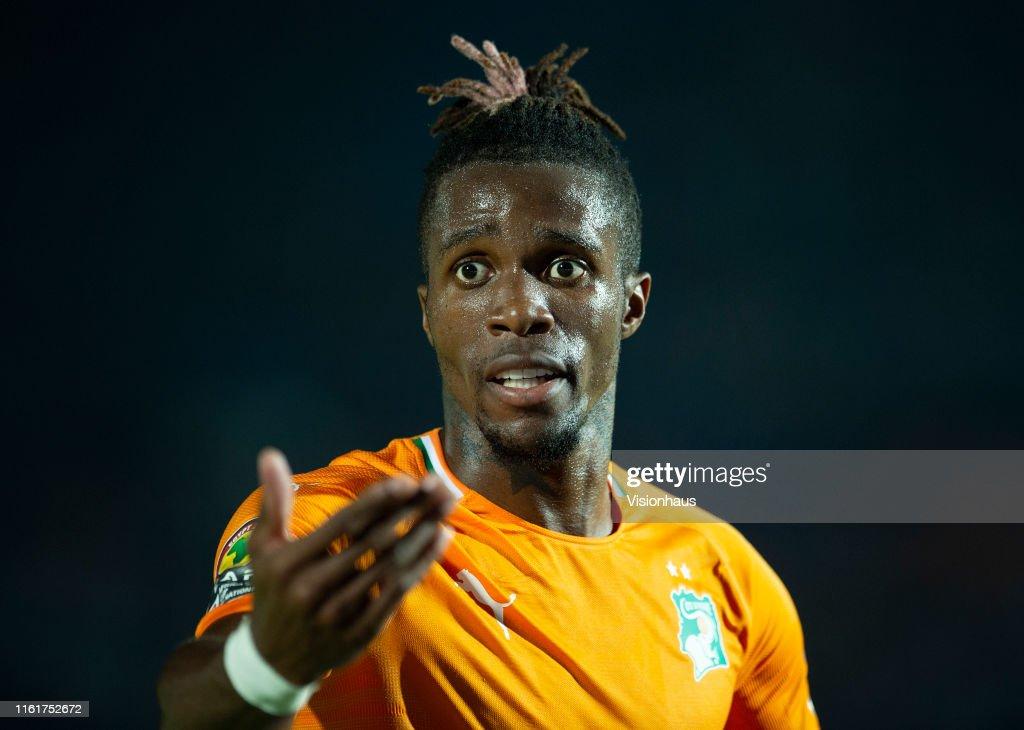 Ivory Coast v Algeria: Quarter-Final - 2019 Africa Cup of Nations : News Photo
