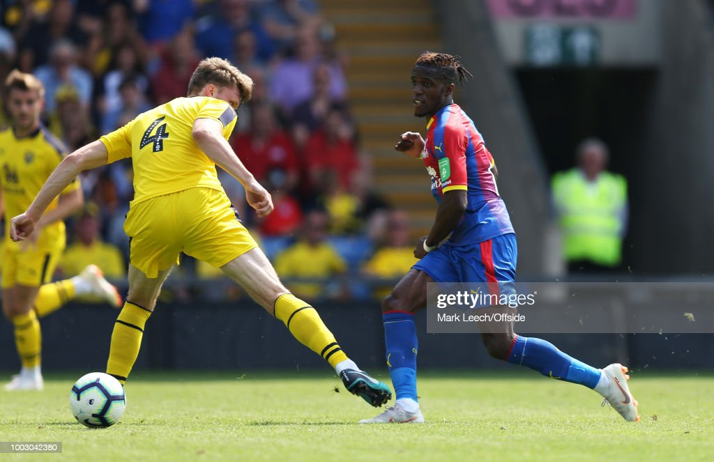 Oxford United v Crystal Palace - Pre-Season Friendly