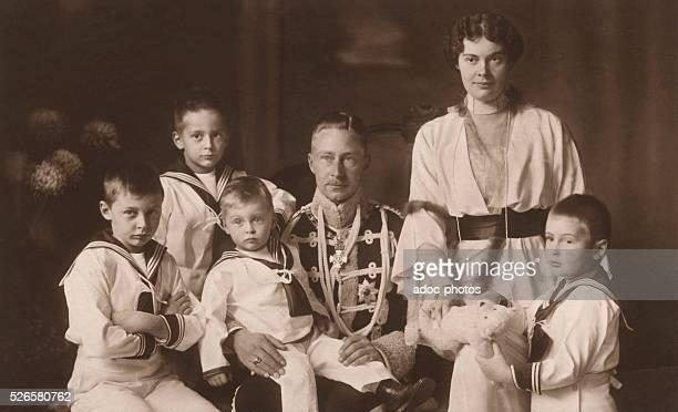 Wilhelm, German Crown Prince