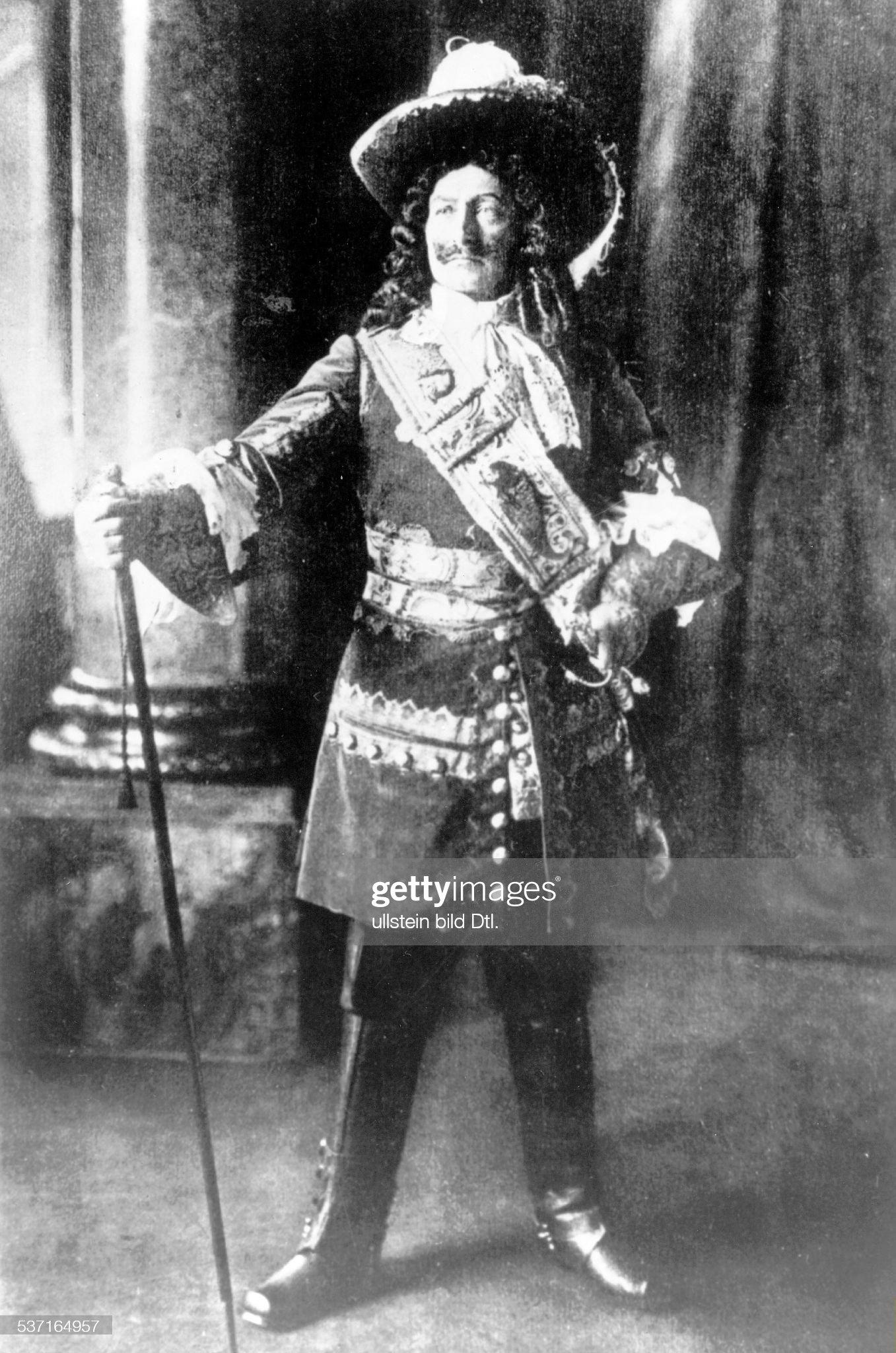 Wilhelm II. - Deutscher Kaiser 1888-1918, undatiert : Nachrichtenfoto