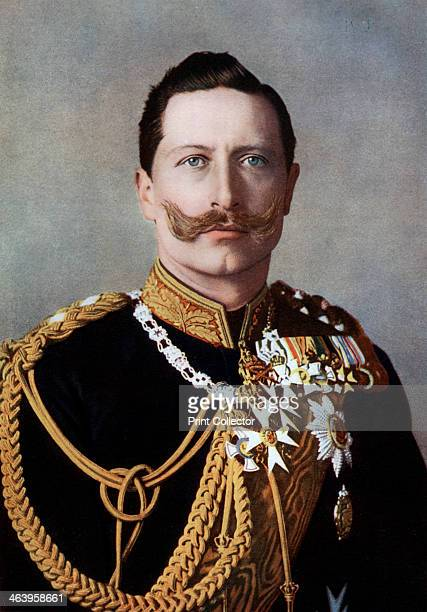 Wilhelm II Emperor of Germany and King of Prussia late 19thearly 20th century Wilhelm was the last German emperor and king of Prussia