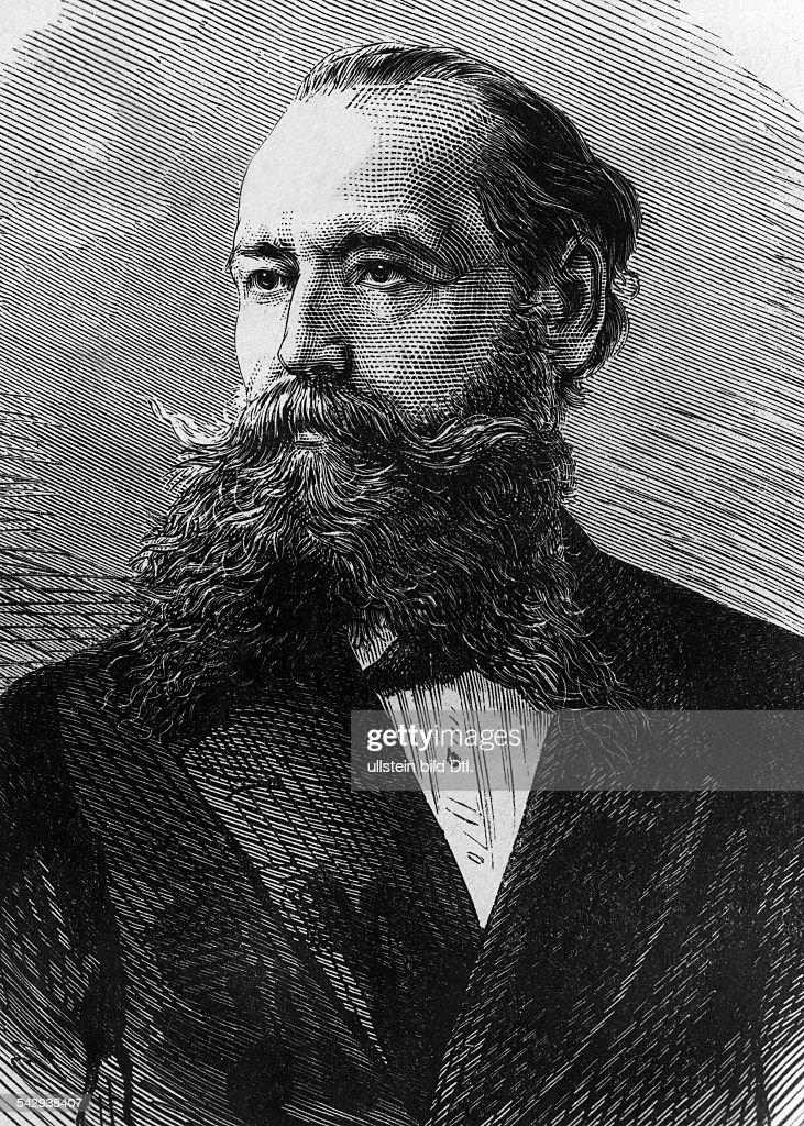 Wilhelm Mauser, *1834-1882+, German weapon designer and