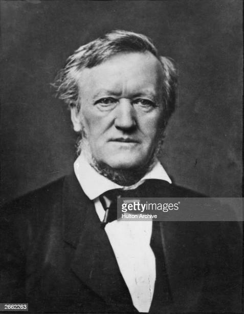 Wilhelm Richard Wagner German composer His romantic works revolutionized opera with his use of leitmotif and dramatic power