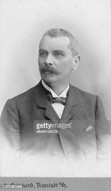 Wilhelm Schellhorn-Wallbillich, *13.05.1848 - +, wine-growing estate owner and member of the German Reichstag 1903-1909 - Vintage property of...
