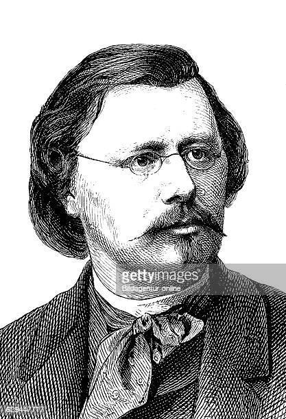 Wilhelm scholz 1824 1893 a german illustrator and caricaturist since 1848 the chief illustrator of the kladderadatsch newspaper historical engraving...