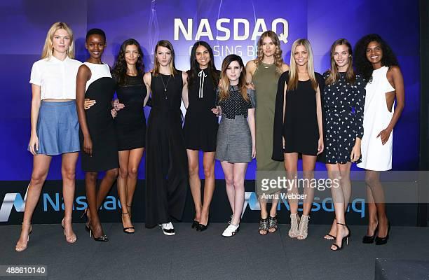 NEW Wilhelmina Models Sophia Lie Flaviana Matata AnnaChristina Schwartz Zen Sevastyanova Cerelina Proesl Sydney Sierota Keke Lindgard Danielle...
