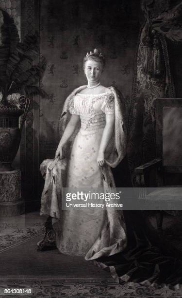 Wilhelmina of the Netherlands Queen of the Kingdom of the Netherlands from 1890 to 1948