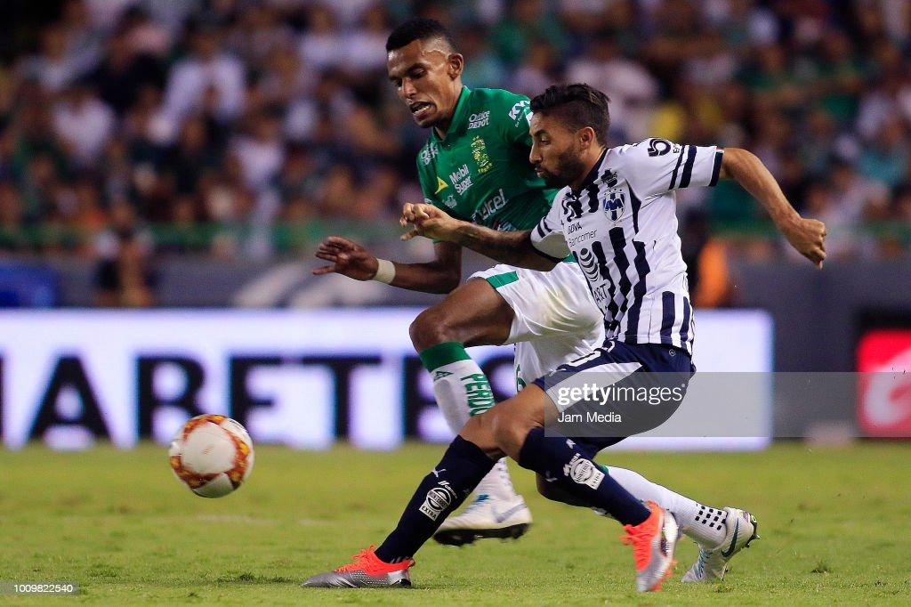Leon v Monterrey - Torneo Apertura 2018 Liga MX