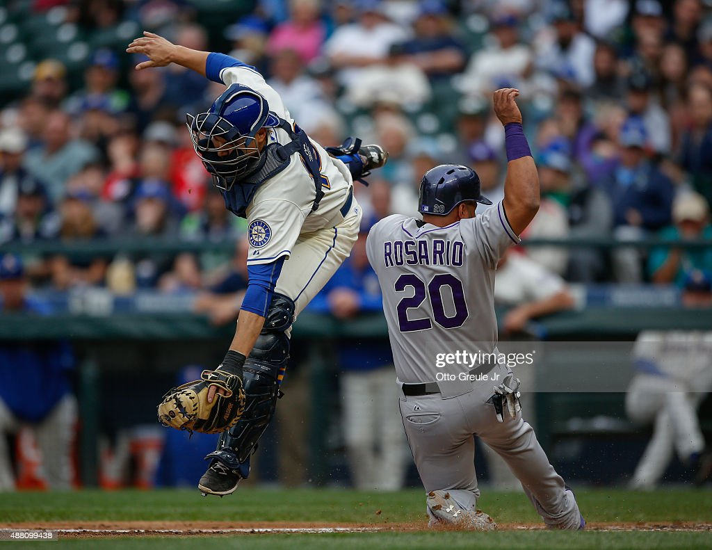 Colorado Rockies v Seattle Mariners