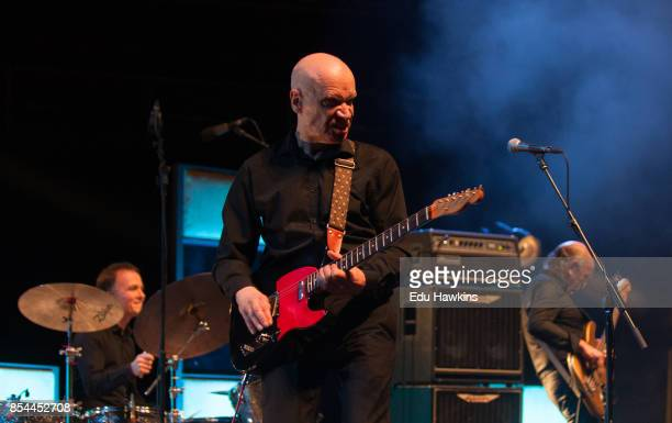 Wilko Johnson performs live on stage at Royal Albert Hall on September 26 2017 in London England
