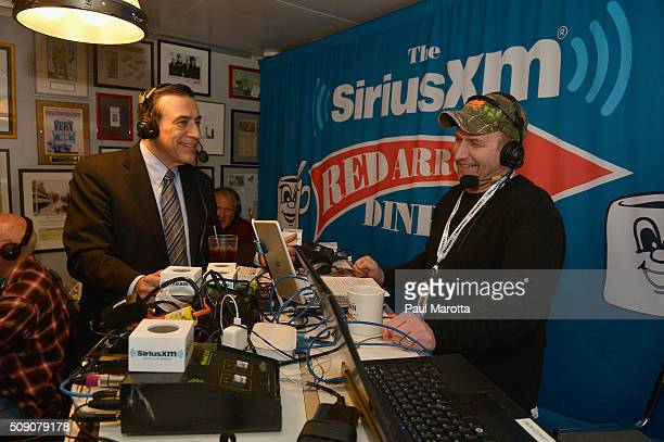 Wilkow Majority Host Andrew Wilkow interviews Congressman Darrell Issa for SiriusXM Broadcasts' New Hampshire Primary Coverage Live From Iconic Red...