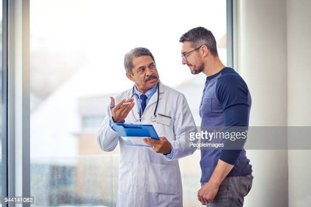 i will advise that you get some rest too - male doctor stock photos and pictures