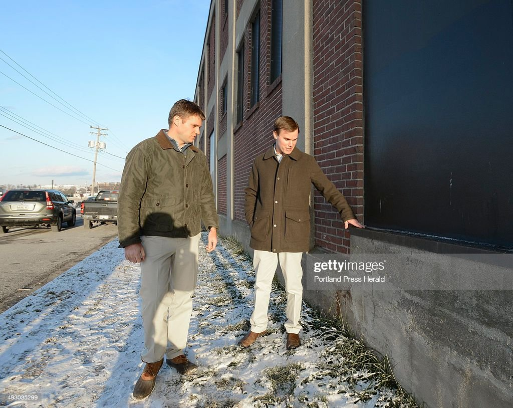 Will And Brent Noyes Own The Noyes Storage Building Along Somerset St. In  Portland. They Are Concern Pictures | Getty Images