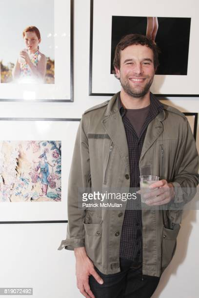Will Anderson attends FOTORELIEF and A Milk Gallery Project organizes A Picture Saves A Thousand Lives at Milk Gallery on March 18 2010 in New York