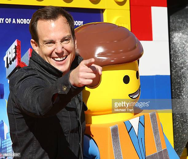 Will Arnett arrives at the Los Angeles premiere of 'The Lego Movie' held at Regency Village Theatre on February 1 2014 in Westwood California