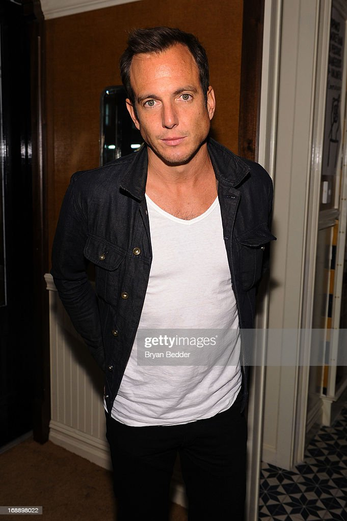 Will Arnett attends the 2013 CAA Upfronts Party on May 14, 2013 in New York City.