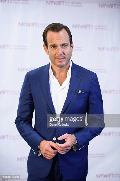 Will Arnett attends the 2016 New York Women In Film Television's Designing Women Galaat CUNY Graduate Center on June 13 2016 in New York City