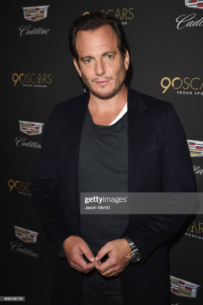 Will Arnett attends the Cadillac Oscar Week Celebration at Chateau Marmont on March 1, 2018 in Los Angeles, California.