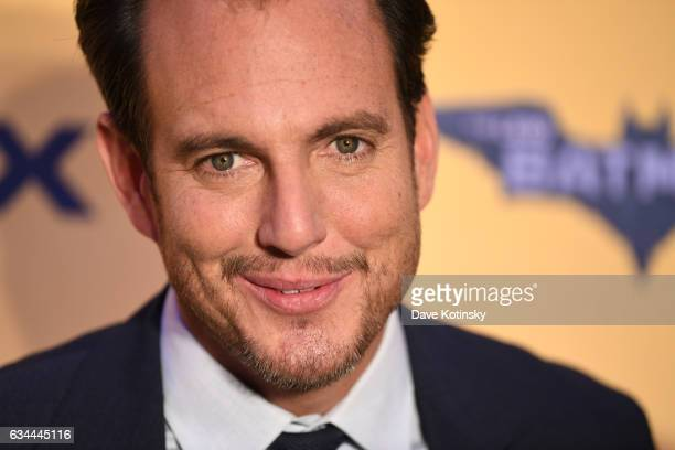 Will Arnett attends 'The Lego Batman Movie' New York Screening at AMC Loews Lincoln Square 13 on February 9 2017 in New York City