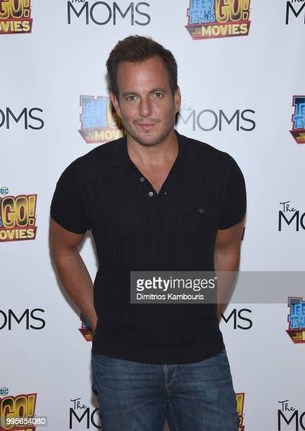 Will Arnett attends The MOMS Teen Titans Go To The Movies Special Screening on July 10 2018 in New York City