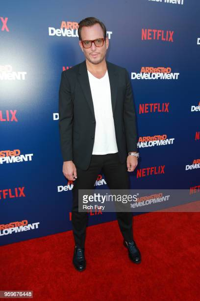 Will Arnett attends the premiere of Netflix's Arrested Development Season 5 at Netflix FYSee Theater on May 17 2018 in Los Angeles California