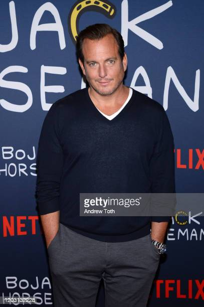 Will Arnett attends the premiere of Netflix's Bojack Horseman Season 6 at the Egyptian Theatre on January 30 2020 in Hollywood California