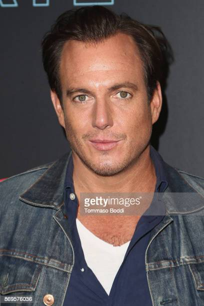 Will Arnett attends the Premiere Of Pop TV's 'Hot Date' held at Estrella on November 2 2017 in West Hollywood California