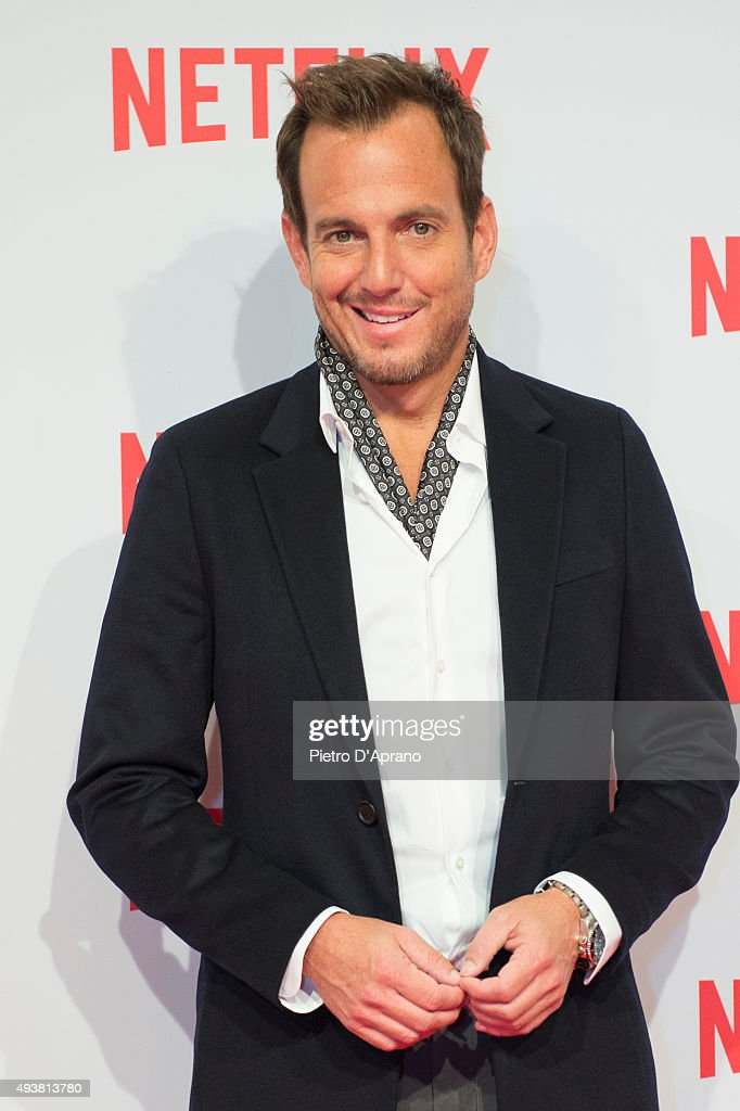 Will Arnett attends the red carpet for the Netflix launch at Palazzo Del Ghiaccio on October 22, 2015 in Milan, Italy.