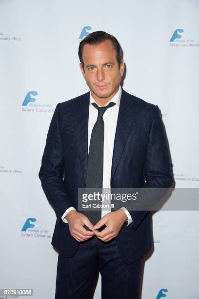 Will Arnett attends the Saban Community Clinic's 50th Anniversary Dinner Gala at The Beverly Hilton Hotel on November 13 2017 in Beverly Hills...