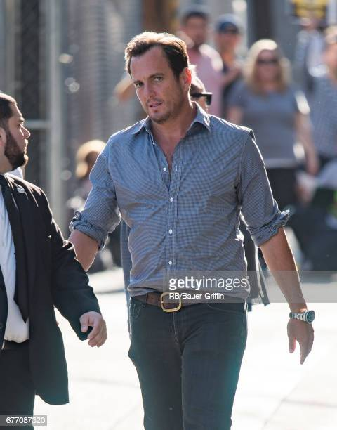 Will Arnett is seen at 'Jimmy Kimmel Live' on May 02 2017 in Los Angeles California