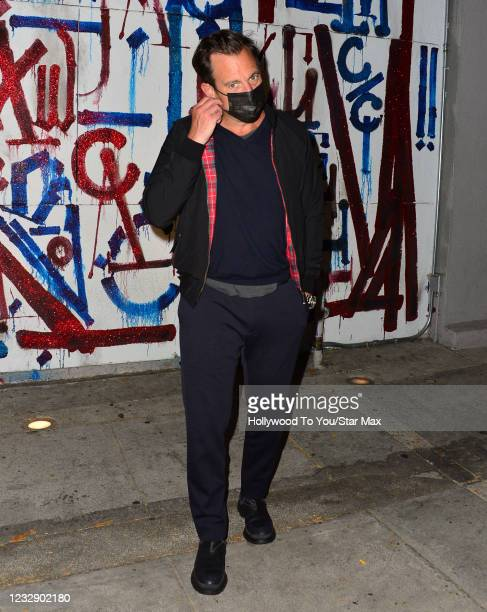 Will Arnett is seen on May 14, 2021 in Los Angeles, California.
