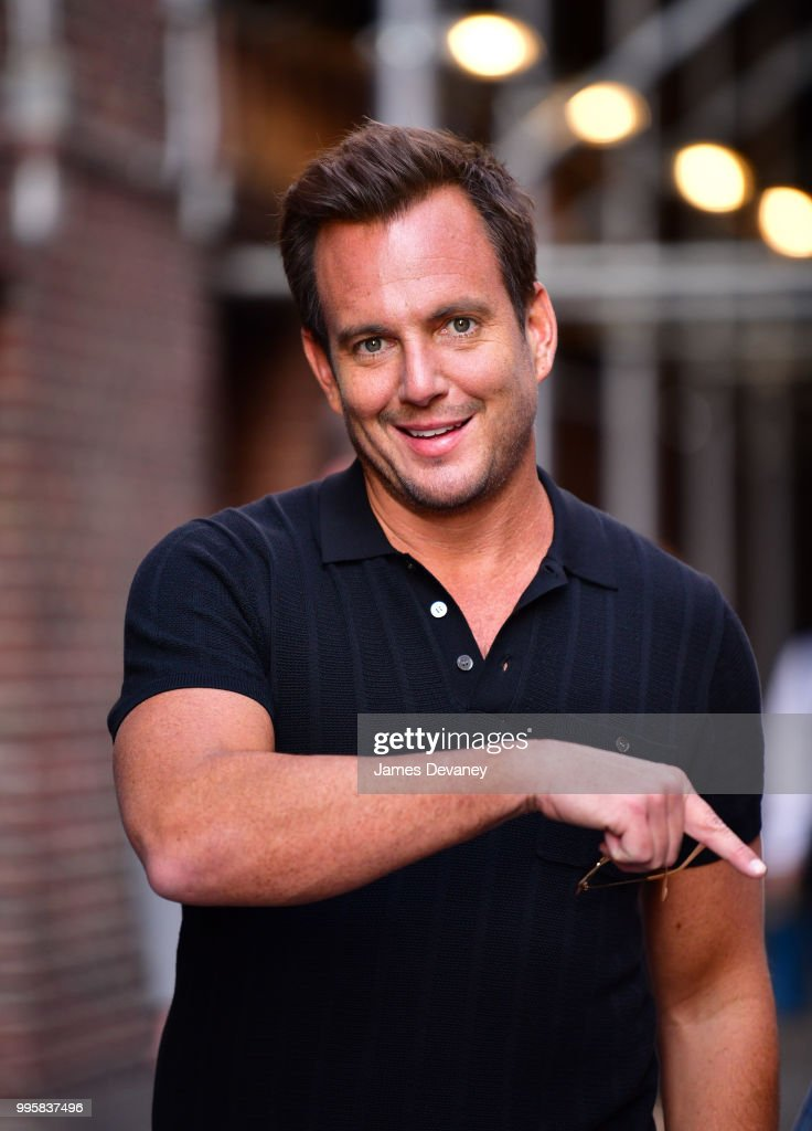 Will Arnett leaves 'The Late Show With Stephen Colbert' at the Ed Sullivan Theater on July 10, 2018 in New York City.