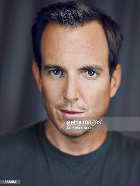 Will Arnett poses for a portrait at the Getty Images Portrait Studio powered by Samsung Galaxy at ComicCon International 2014 on July 24 2014 in San...