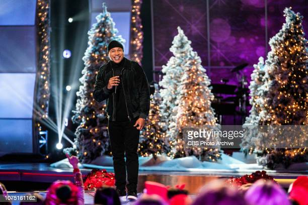 ANNIVERSARY will be broadcast Friday Dec 21 on the CBS Television Network Host LL COOL J will introduce inspirational stories about children adopted...
