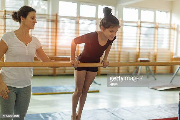 I Will Be Gymnastics Champion.