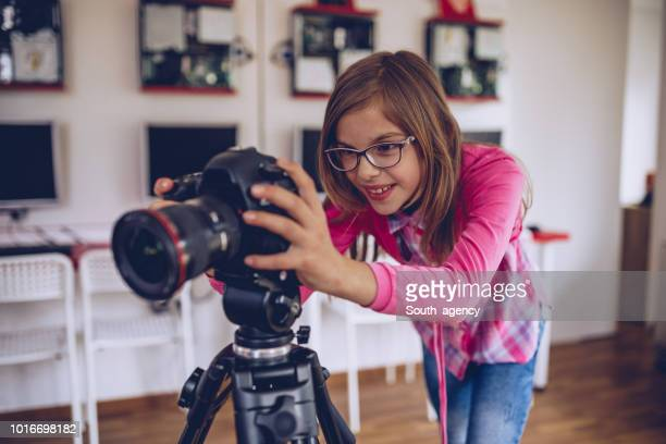 i will be photographer - filming stock photos and pictures