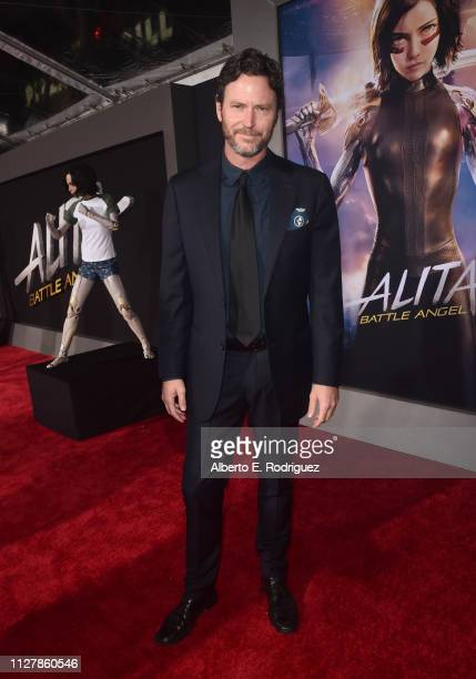 Will Beinbrink attends the premiere of 20th Century Fox's 'Alita Battle Angel' at Westwood Regency Theater on February 05 2019 in Los Angeles...