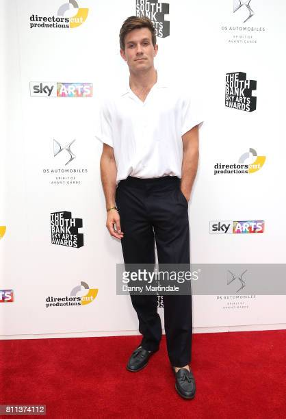 Will Best attending The Southbank Sky Arts Awards 2017 at The Savoy Hotel on July 9 2017 in London England