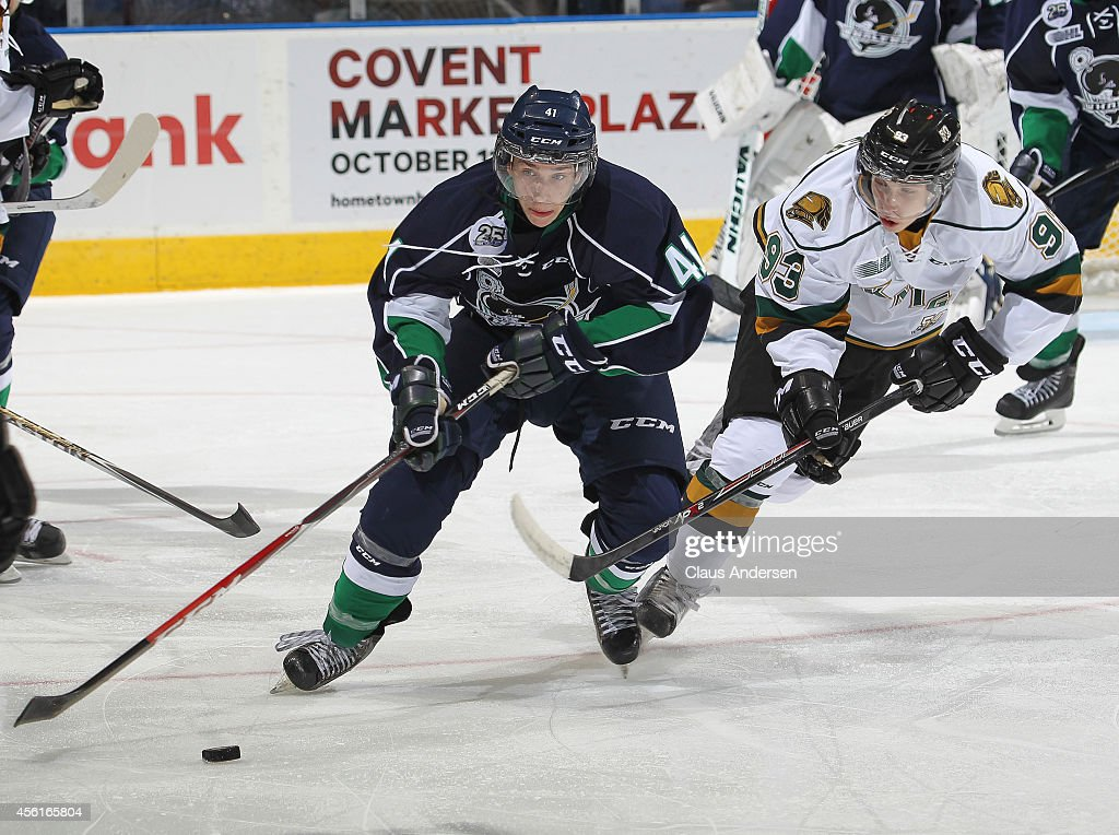 Plymouth Whalers v London Knights